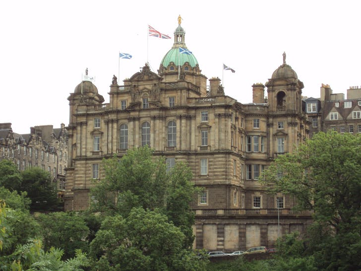 Bank of Scotland. Photo: Wikipedia.
