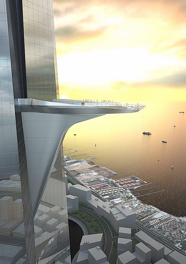 Shard builders Mace to project manage Saudi Arabia's