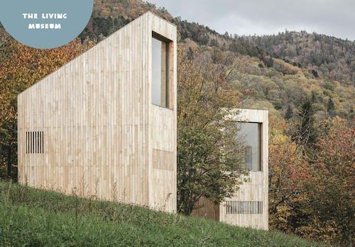 Image © Reiulf Ramstad Arkitekter - Breitenbach Landscape Hotel