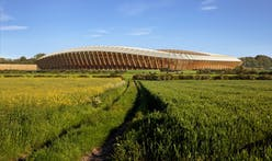 Zaha Hadid Architects to design new stadium for the Forest Green Rovers
