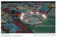 New Brookyln Dodgers Stadium