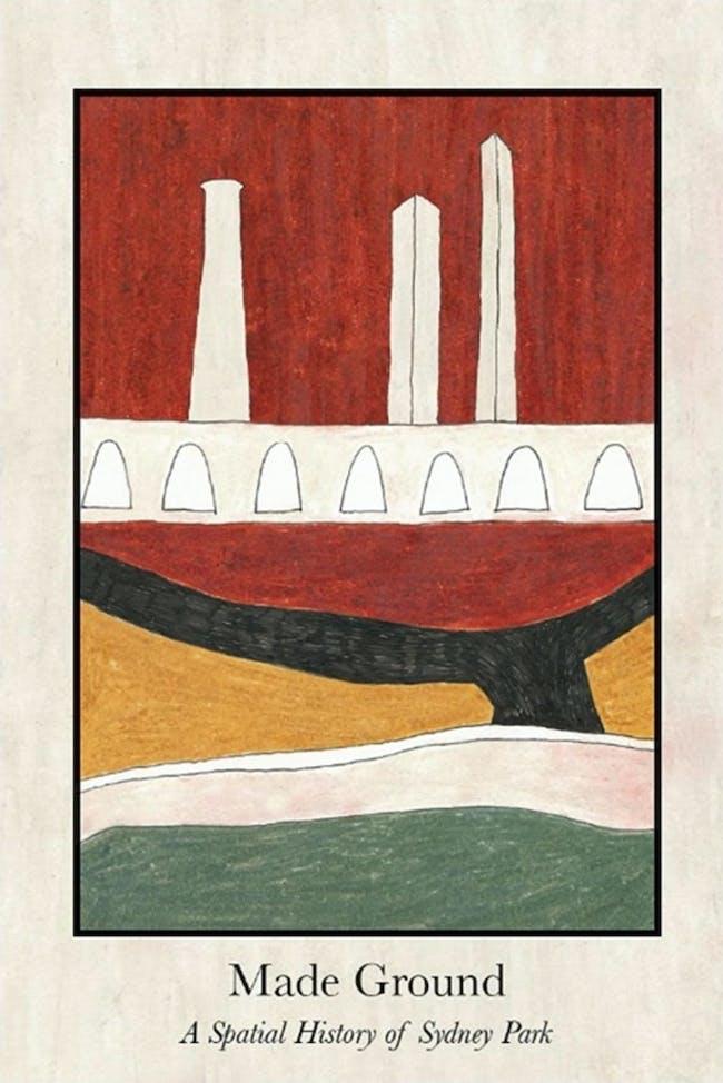 DISSERTATION MEDAL: Jasper Ludewig (University of Sydney) 'Made Ground: A spatial history of Sydney Park'.