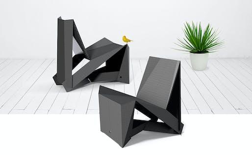 Best Professional Project: Plano Chair by Brandes en Murs - Utrecht, Netherlands