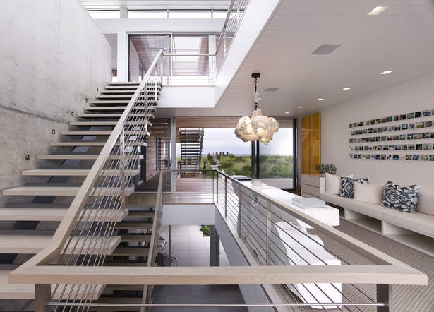 Ocean Deck House by SLR Architects, Photo by Matthew Carbone