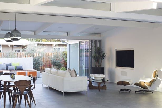 Truly Open Eichler Home