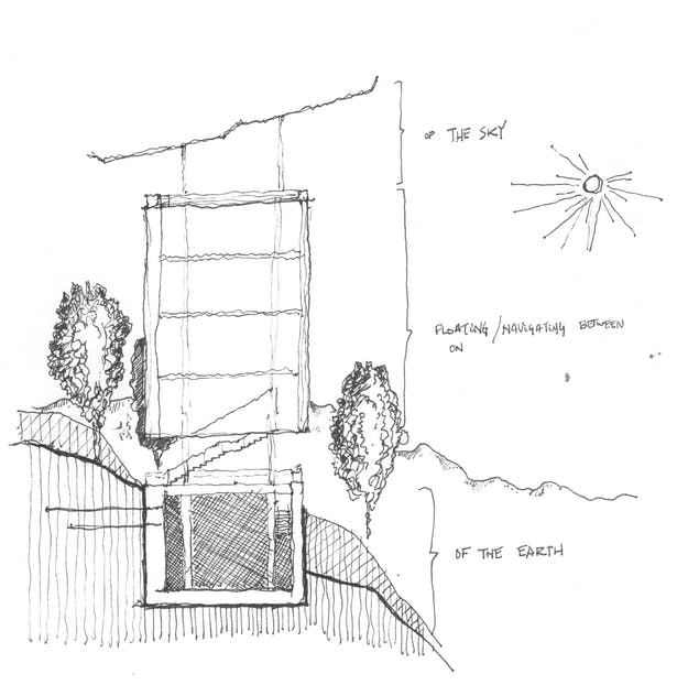 Sketched Diagram