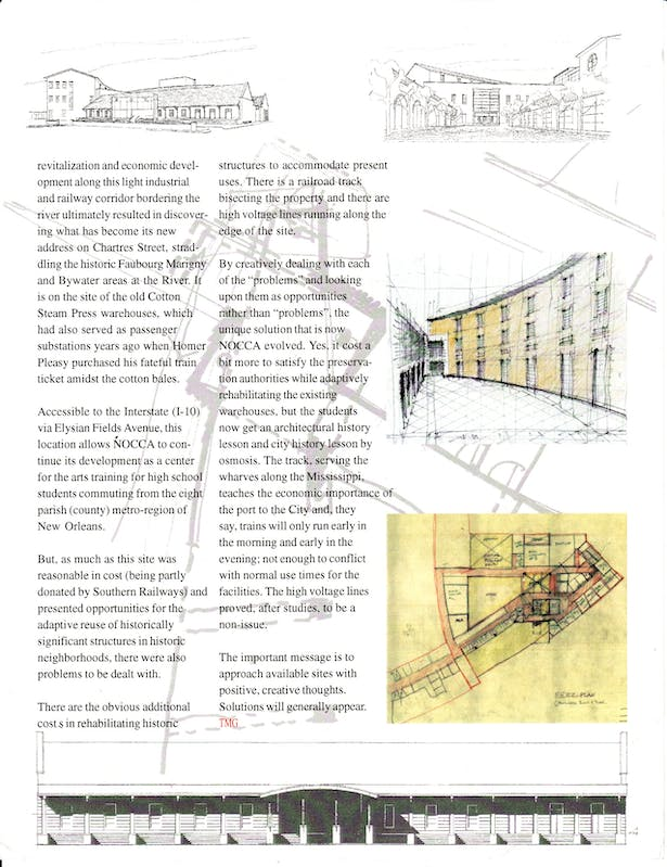 Site Selection Seminar Insert Page 2