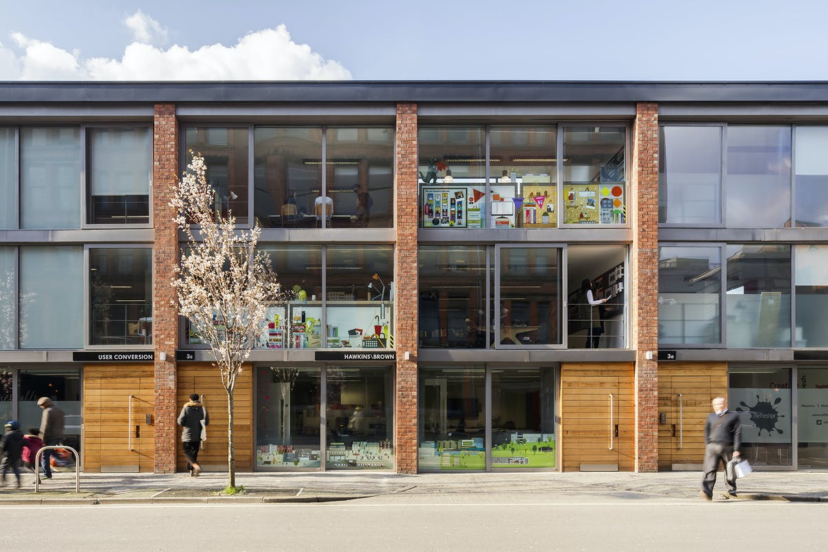 Studio Visits Hawkins Brown Manchester Features