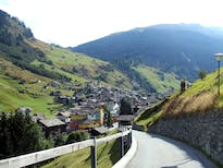 """""""Vals, Switzerland"""" by Mei Burgin - originally posted to Flickr as Vals, Switzerland. Licensed under CC BY 2.0 via Wikimedia Commons - http://commons.wikimedia.org/wiki/File:Vals,_Switzerland.jpg#/media/File:Vals,_Switzerland.jpg"""