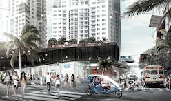 Winners of the 2014 DawnTown Alternative Mobilities competition