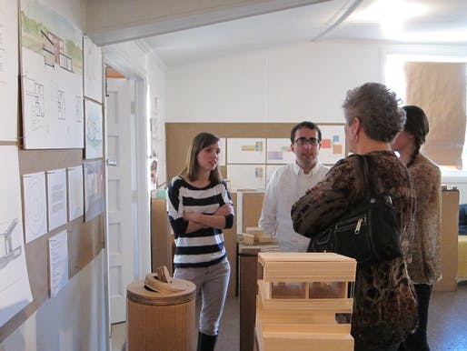 Jen and Michael talk about the Jefferson School Site