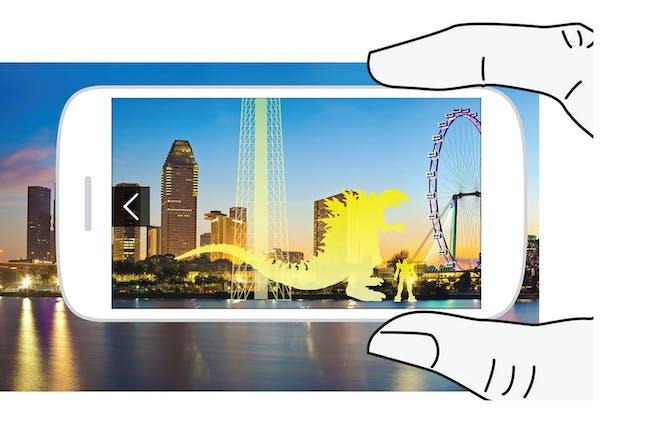 Diagram augmented reality. Image courtesy of UNStudio.