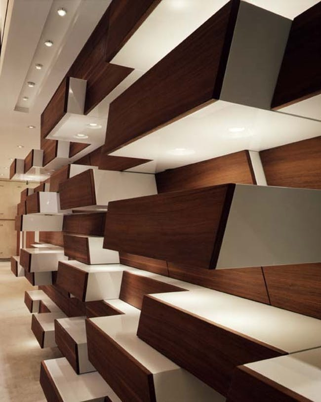 Max Mara Soho in New York, NY by FZAD Architecture & Design