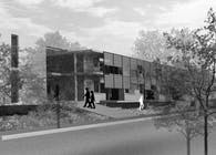 First Price in the European Architectural Design Competition for 'Community social housing authorities to ECO design'