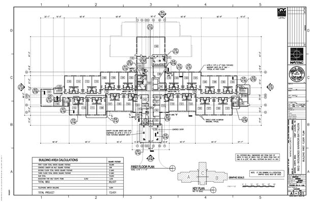 This is the First Floor Plan