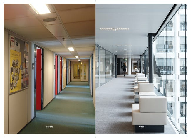 Before/After. Image © OMA.