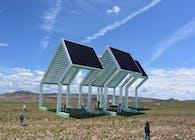 The Solar Oasis Pavilion