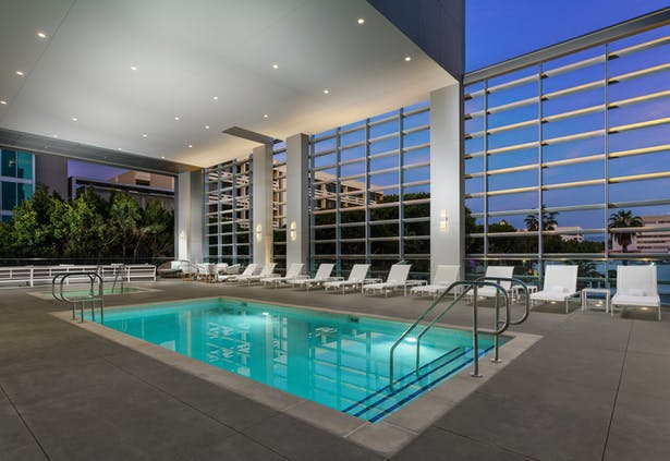 Pool Deck of Hampton