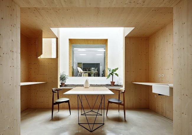 MAIO Studio, Barcelona, 2011-12. Photo credit: José Hevia.