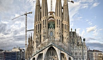 Barcelona terrorists were planning a bombing of Sagrada Família