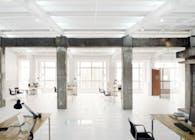 LYCS Architecture Office Design
