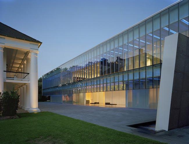 Paul & Lulu Hilliard University Art Museum by Eskew+Dumez+Ripple