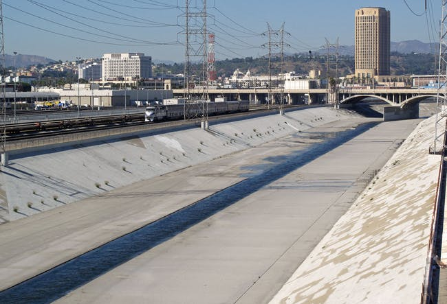 Frank Gehry attracted plenty of criticism upon the announcement of his involvement in revitalizing the L.A. River. Photo via Wikipedia.