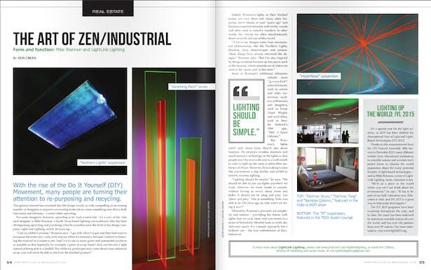 Inspire Mag article on Lightlink w/ Hypernova