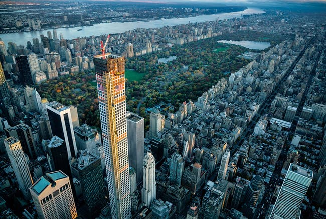 New York City. Image: National Geographic.