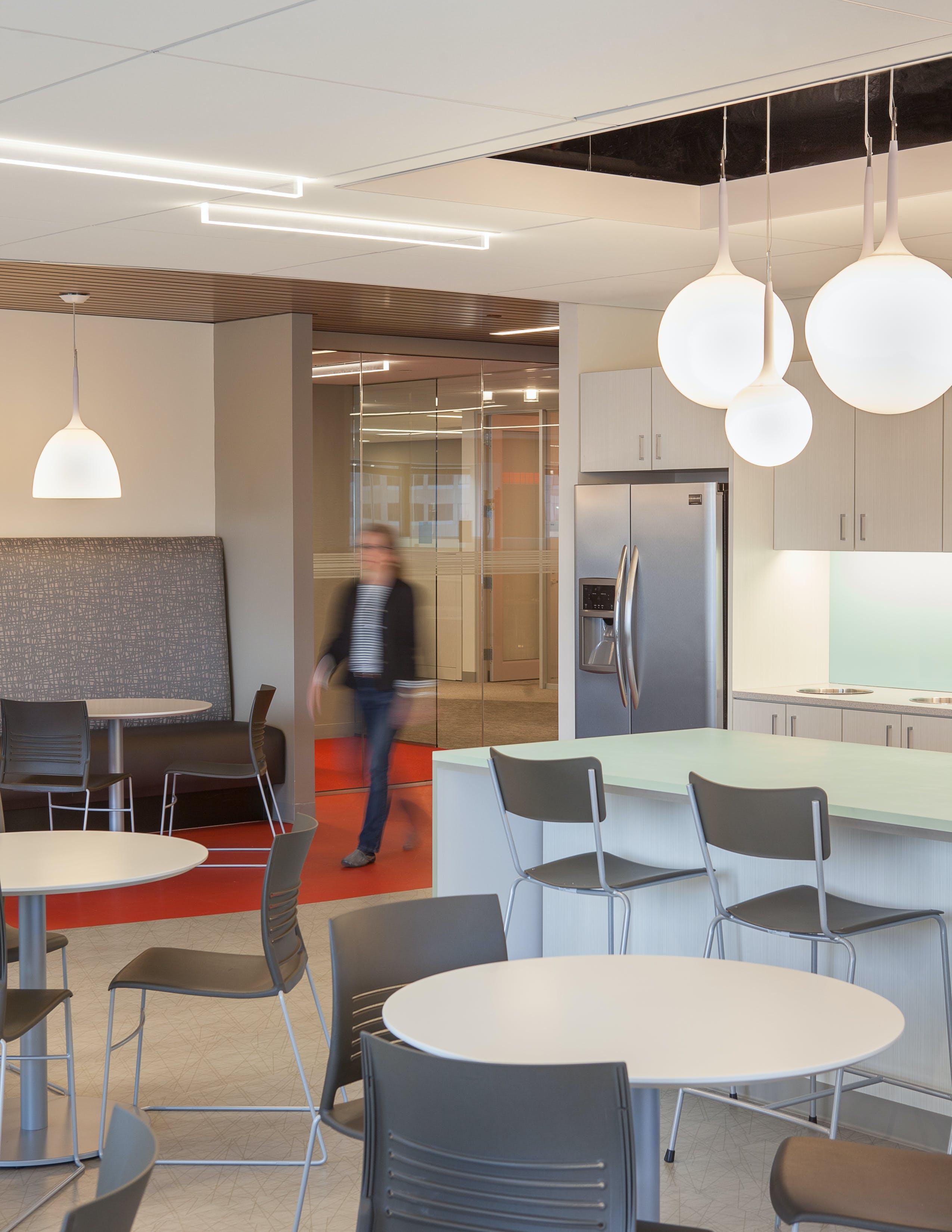 Veolia Energy North American Headquarters Fusion Design