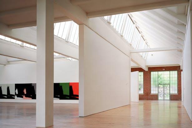 DIA:BEACON   Rice+Lipka Architects   Archinect