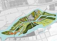 Longyou Jiangxinzhou Conceptual Masterplan