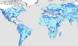 Scientists create first detailed map of Earth's hidden groundwater