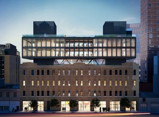 520 West 20th Street by Morris Adjmi Architects.