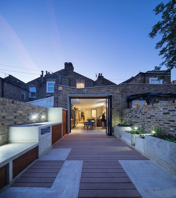 'Concrete House', credit Simon Kennedy.