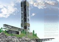 Guggenheim: Vertical Museum