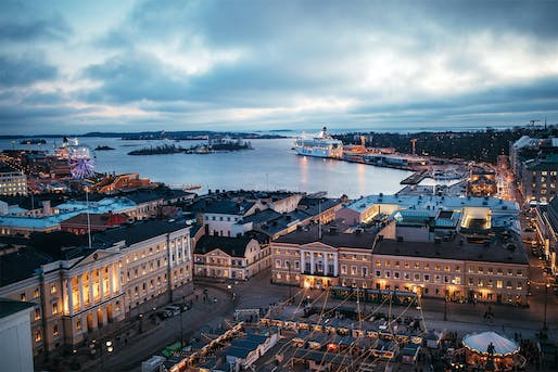11 design groups have been selected to partake in a competition to transform the Makasiiniranta area of Helsinki's South Harbor. Image: Makasiiniranta