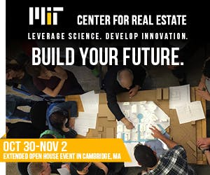 MIT Center for Real Estate Extended Open House