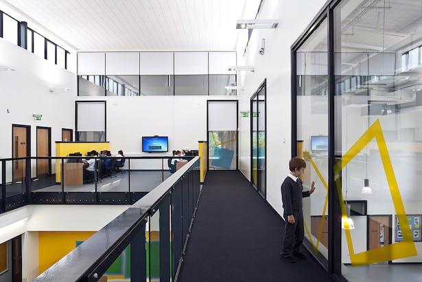 open I.T. learning space