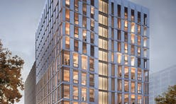 First mass timber high-rise building to be permitted in the US is coming to Portland