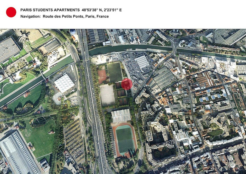 Ofis arhitekti finish basket apartments in paris for Paris building supply paris tn