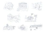 Newport Beach Sketches