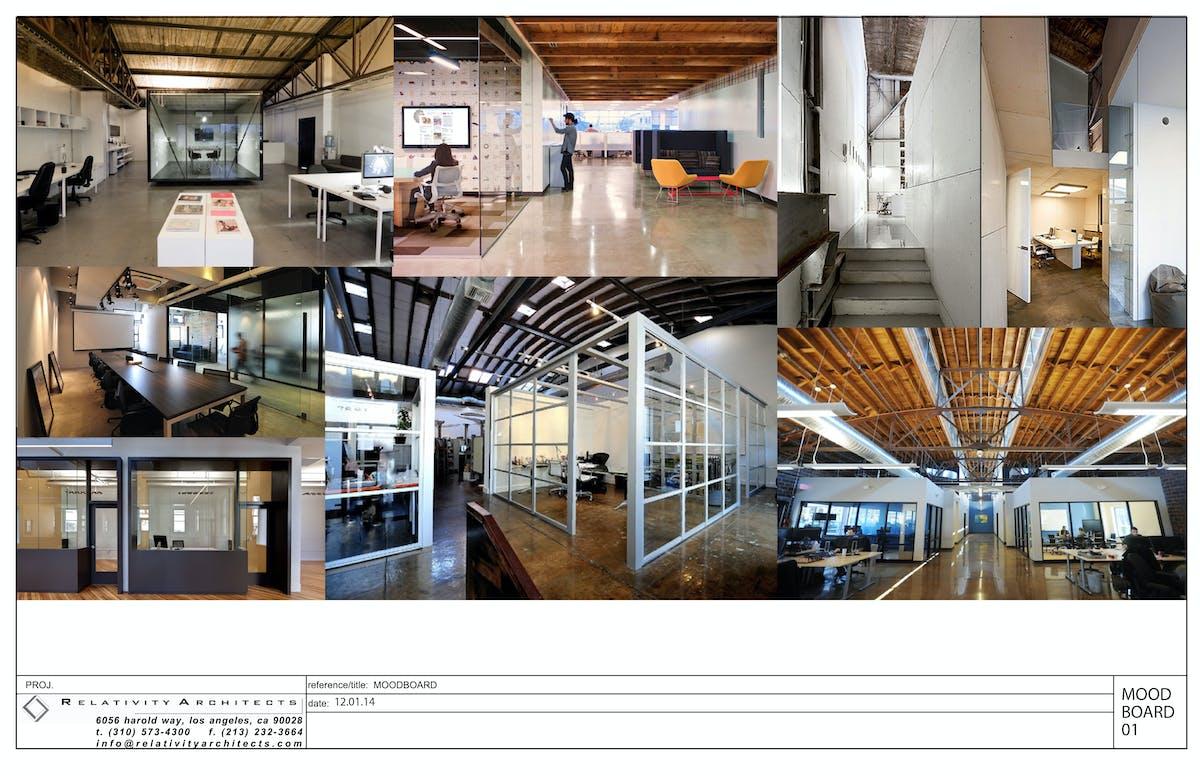 Corporate Headquarters Mood Board Kristi Bailey Archinect