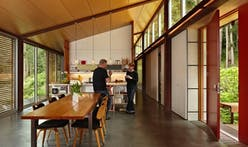 Gordon Walker designs a house for the future