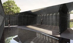Construction begins on 2018 Serpentine Pavilion