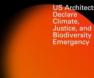 US Architects Declare Earth Day 2021