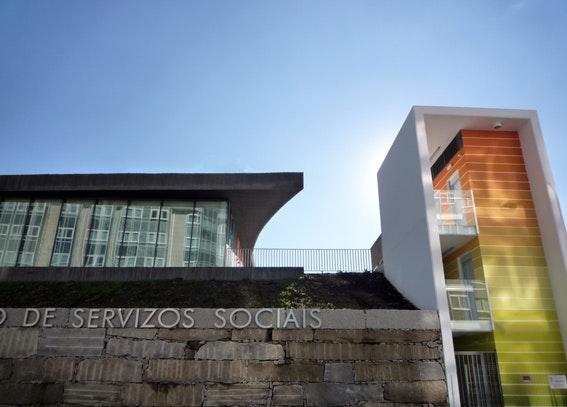 Awesome Center Of Social Services In Montealto (A Coruña. Spain) NAOS ARCHITECTURE