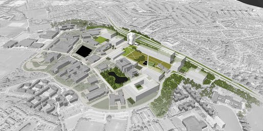 © John Ronan Architects / Malcolm Reading Consultants