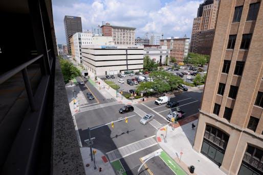 Downtown Syracuse (Photo: Derek Shin)