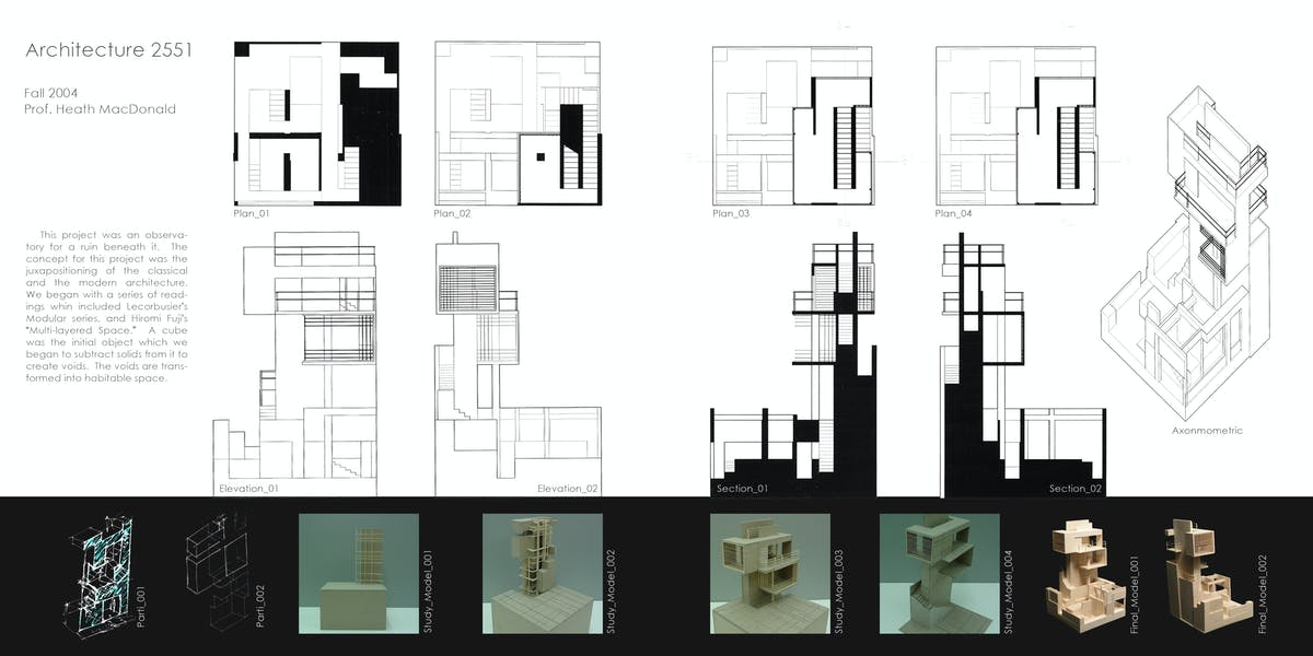 Portfolio 2009 sengathit lavanh archinect for The concept of space in mamluk architecture